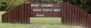 Youth Camp - Mt. Lebanon